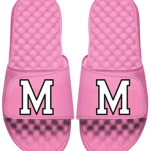 Pink M Adjustable Strap Slides