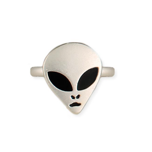 Alien Ring & Necklace Set
