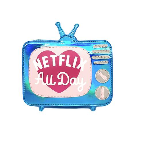 Netflix All Day TV Purse