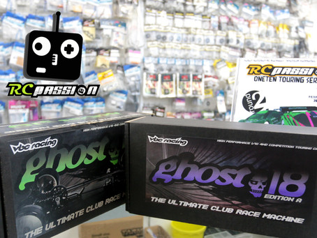 Kick off 2020 with the VBC Ghost