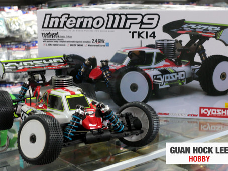 Race Ready MP9 TKI3