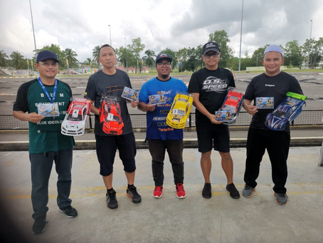 RCP Series records fourth winner in four races