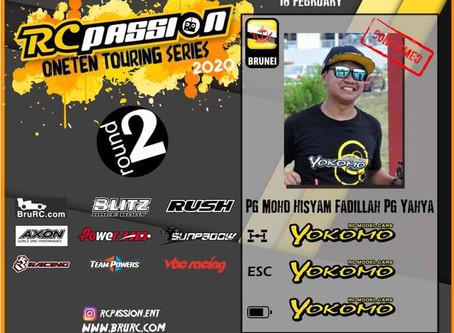Racer's Rides - Pg Mohd Hisyam Fadillah's BD9