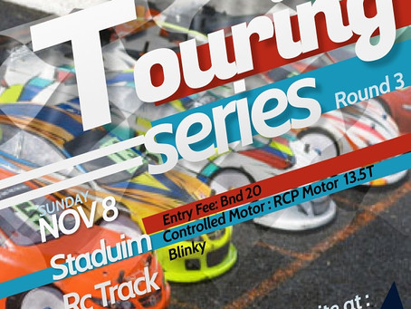Ready, Set, Go for 3rd round of EP touring series