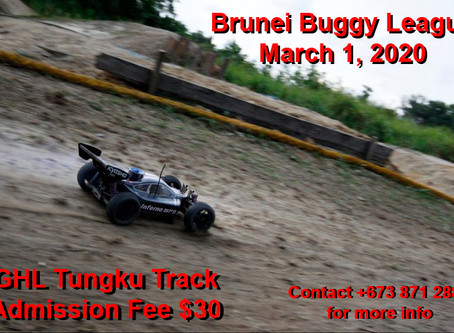 Brunei Buggy League announced
