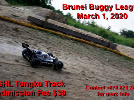 Brunei Buggy League announced