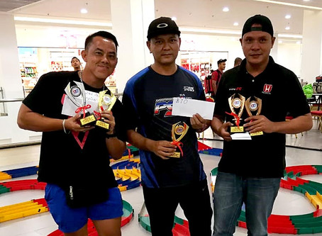 Awg Mulim dominates 2nd 'Road to Japan' series