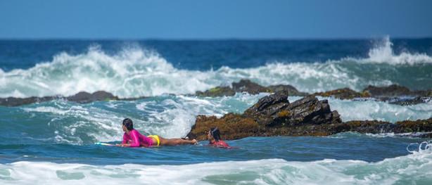 Surf Lessons at Cerritos Beach