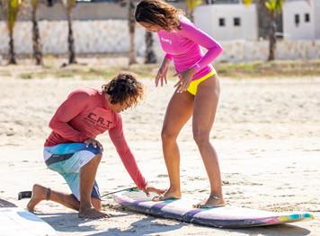 Cerritos Beach Surf School