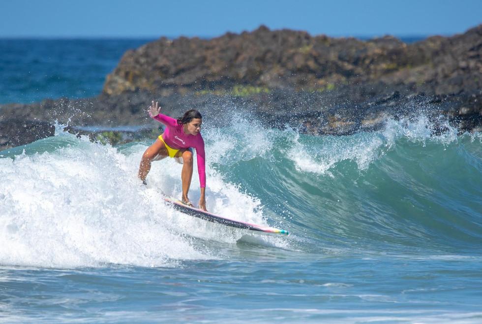Cerritos Surfing Beach