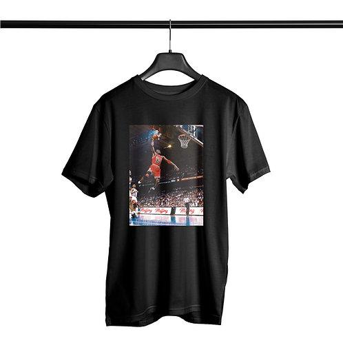 Camiseta Jump Jordxn - Preta