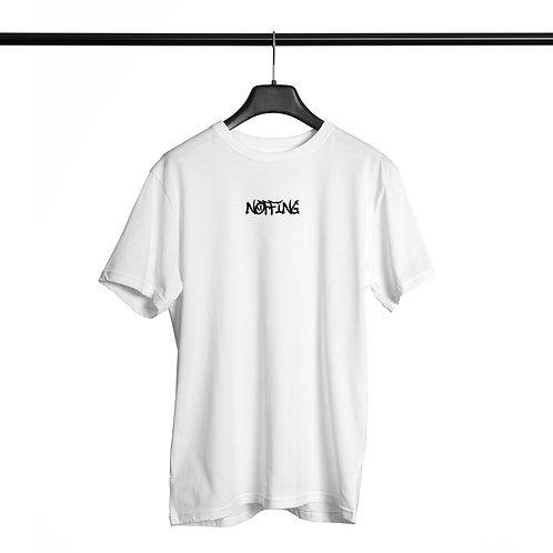 Camiseta Graffiti - Branca