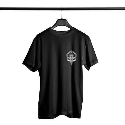 Camiseta Noffing Worldwide - Preta