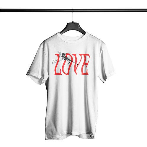 Camiseta Noffing Love - Branca