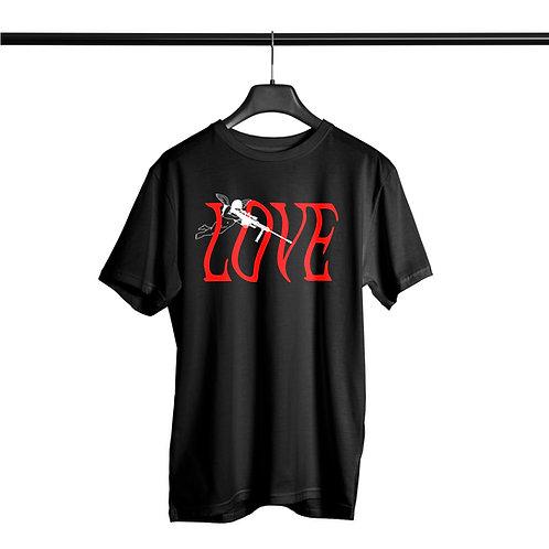 Camiseta Noffing Love - Preta