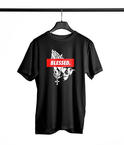 Camiseta Noffing Blessed - Preta