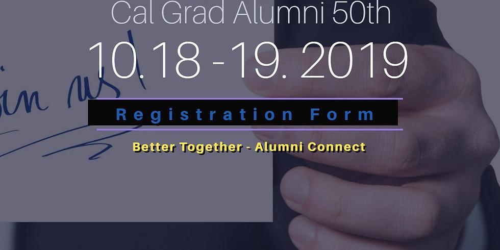 Cal Grad 50th Anniversary Celebration