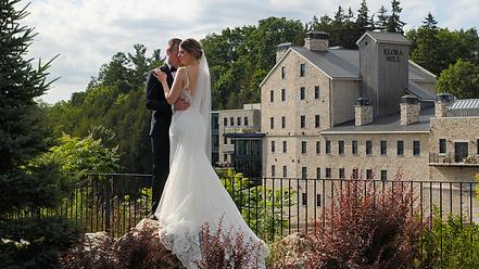 Elora Mill MH Wedding Films
