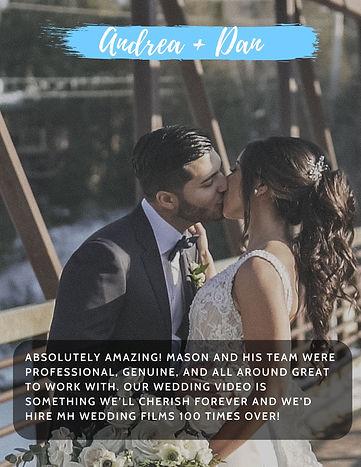 Elegant wedding at Elora