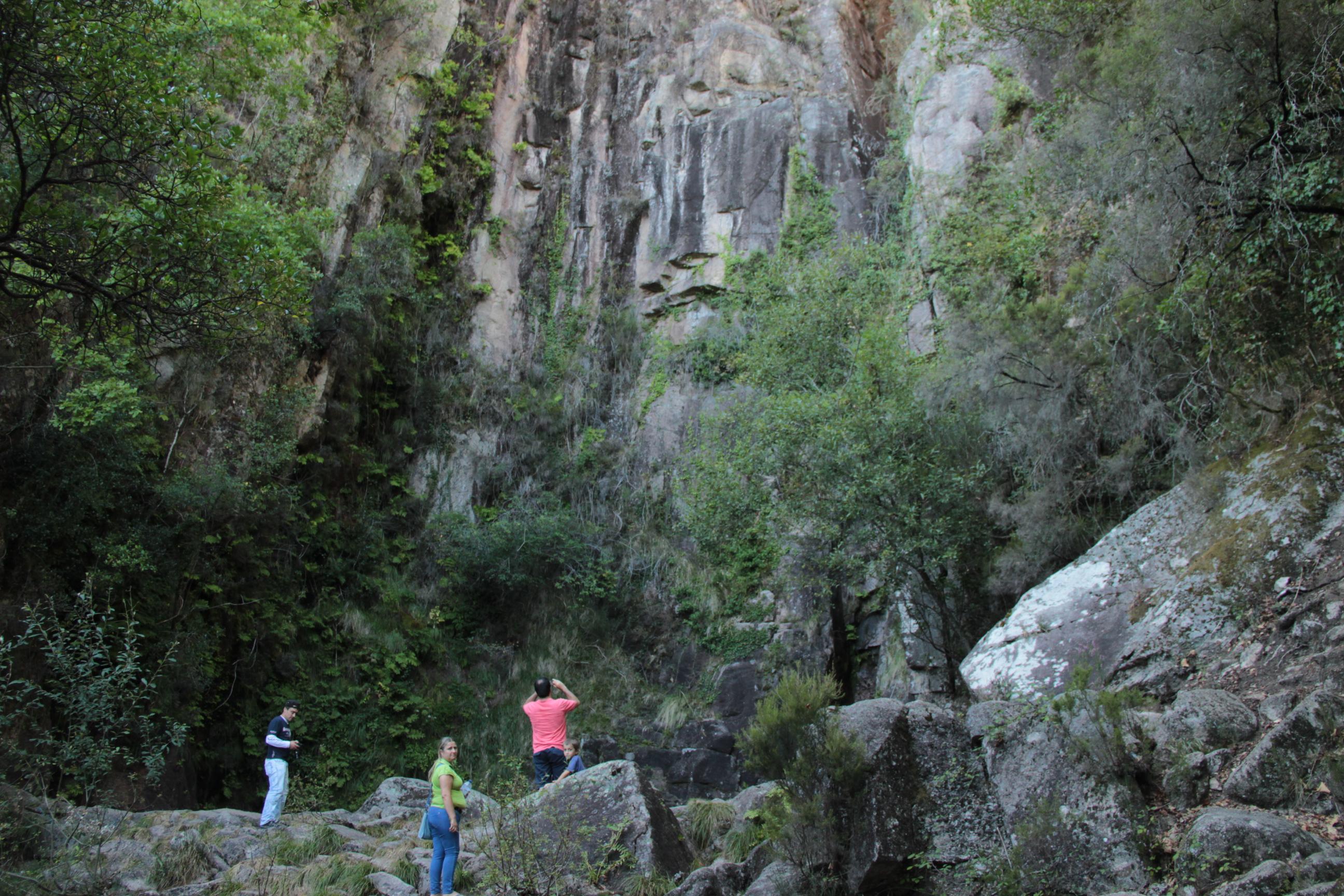 Cascata de Picães