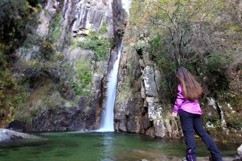 Cascata de Pincães - Um local de visita obrigatória