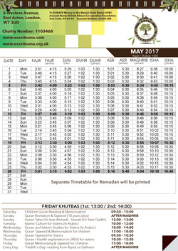 Timetable_May