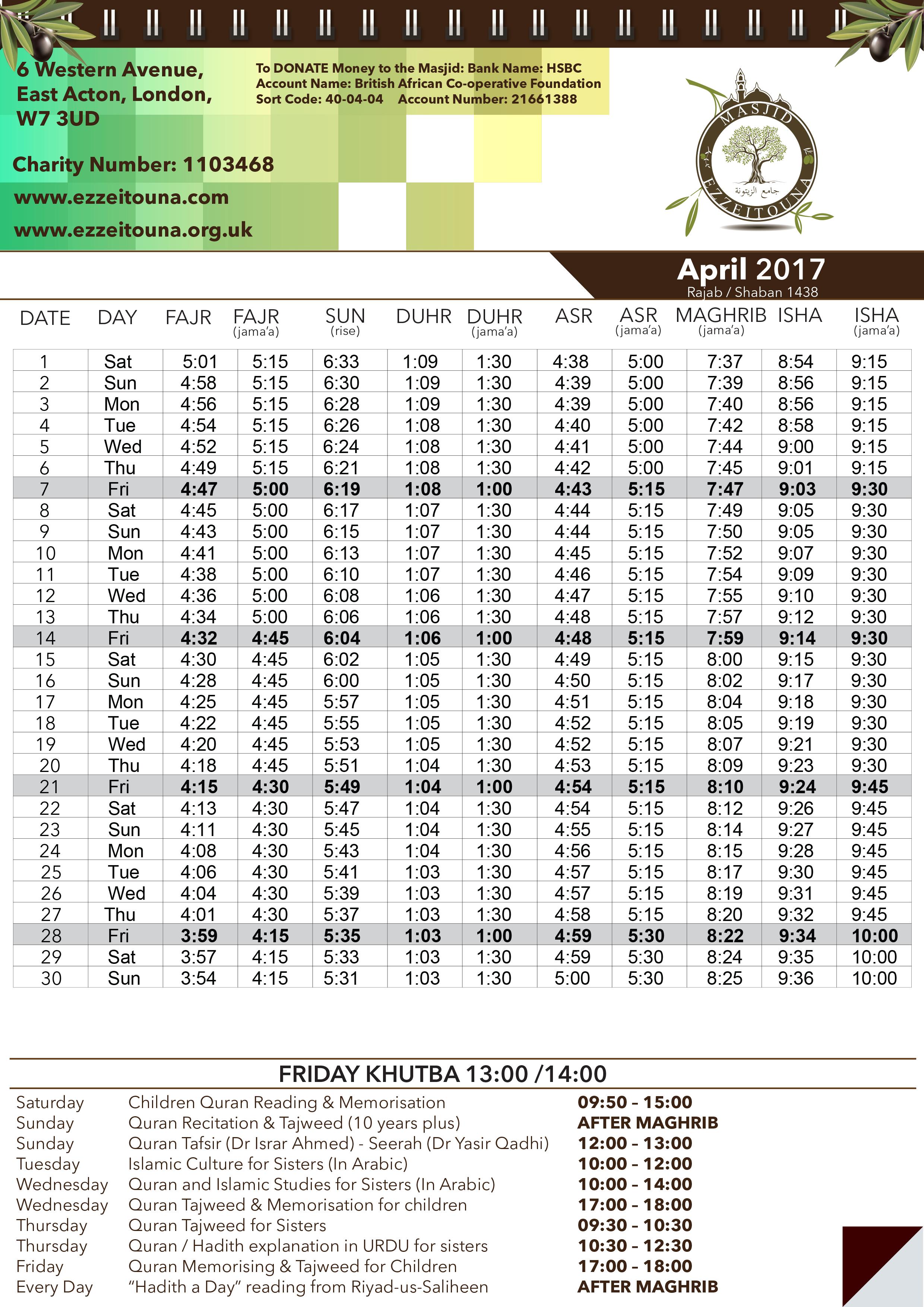 Timetable_April_2017