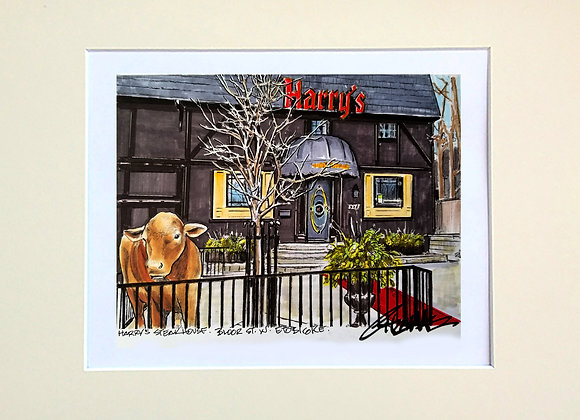 Harrys Steakhouse