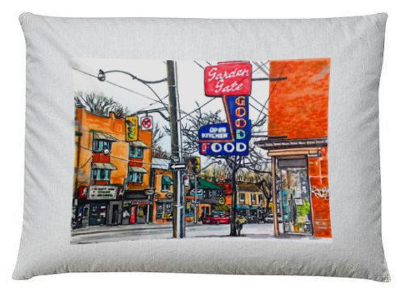 The Goof Restaurant Pillow
