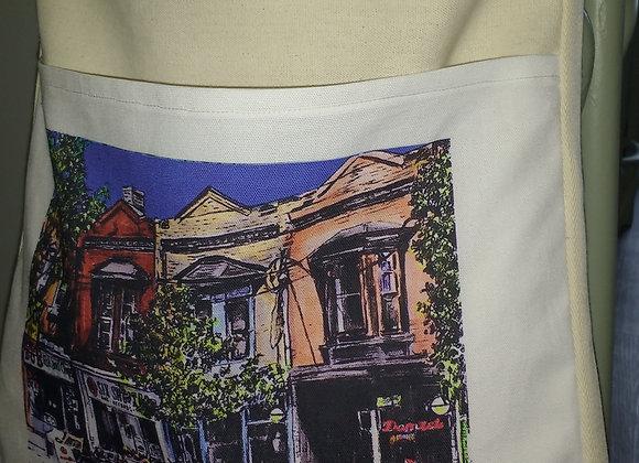 Leslieville Messenger bag
