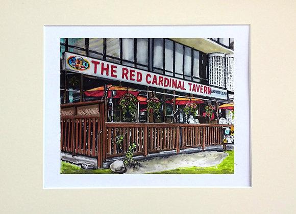 The Red Cardinal Tavern, Etobicoke ON