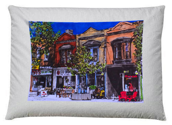 Leslieville Pillow