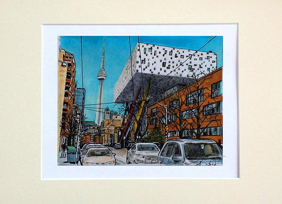 Ontario College of Art and Design McCaul St.