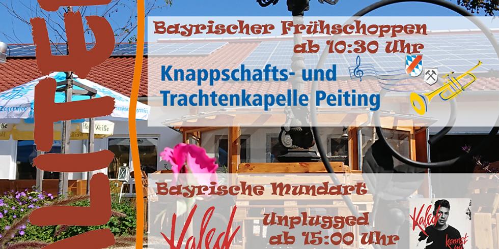 Biergartenfest mit Live-Musik am Saliterhof