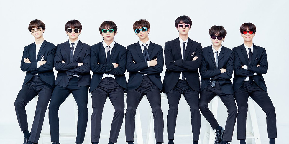 BTS Galaxy Merch Trade Event