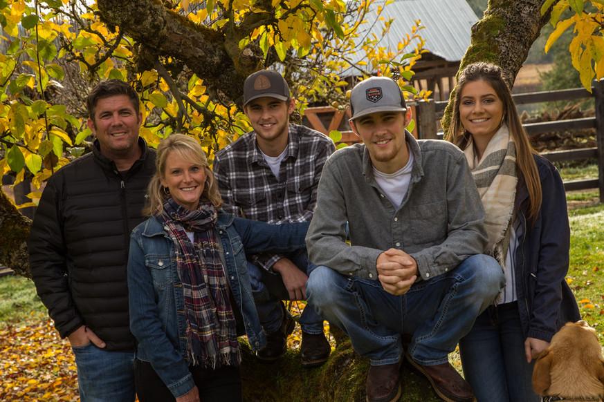 Henricksen Family