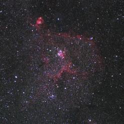 Heart and Soul Nebula