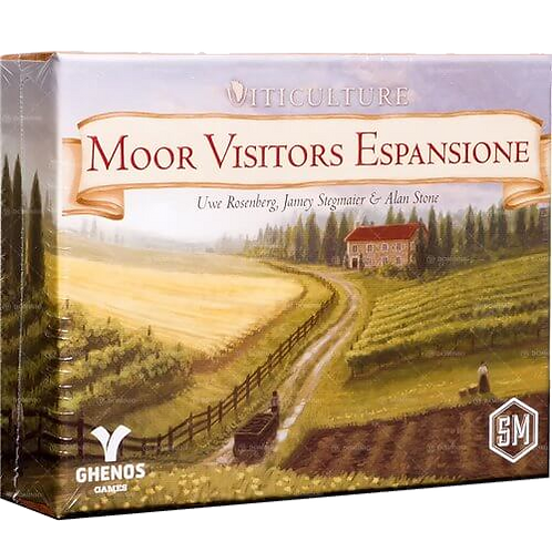 Viticulture - Esp Moor Visitors