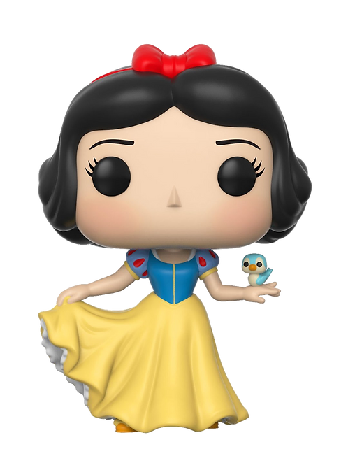 SUPER BUNDLE 9 Funko Snow White