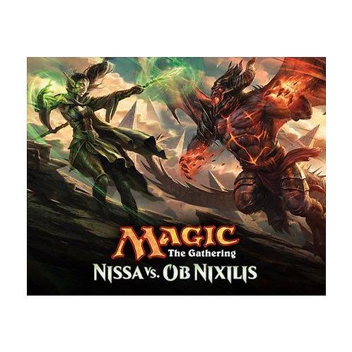 MTG - Duel Decks: Nissa vs. Ob Nixilis INGLESE