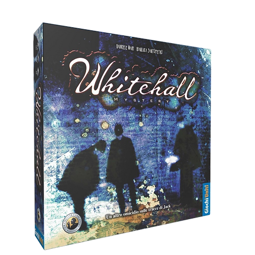 WHITEHALL MISTERY