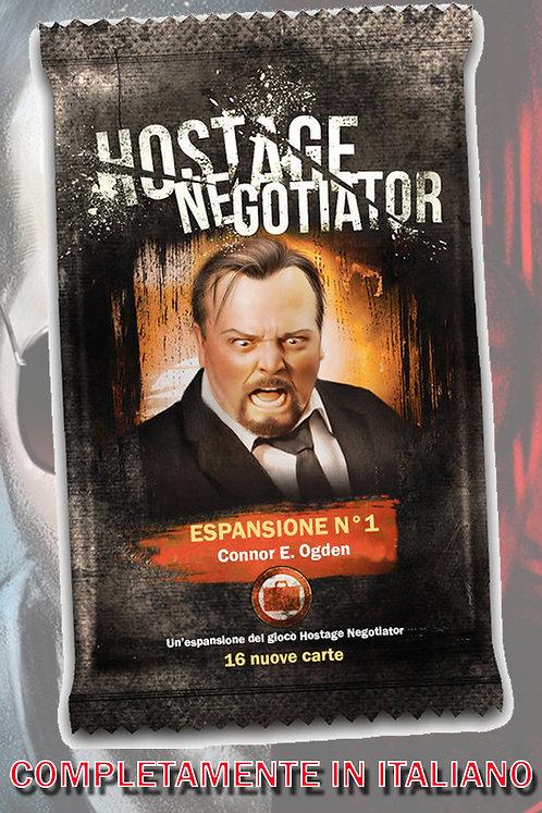 Hostage Negotiator Esp 1 : Connor E. Ogden