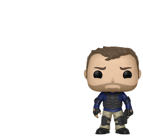 Funko Pop! TV: The Walking Dead 575 - Richard