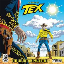 Tex - Fino All'ultima Pallottola