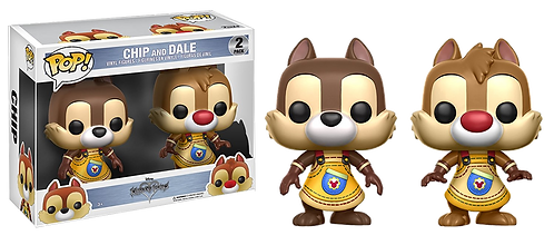 POP DISNEY: CHIP AND DALE 2 PACK