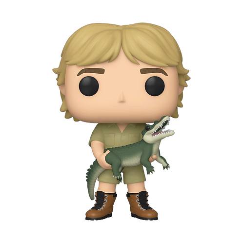 POP! TV: CROCODILE HUNTER STEVE IRWIN