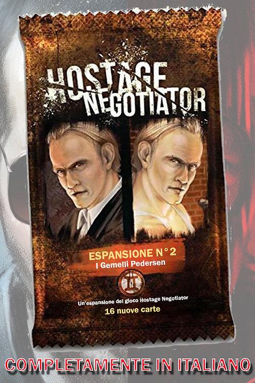 Hostage Negotiator Esp 2: Gemelli PEDERSEN