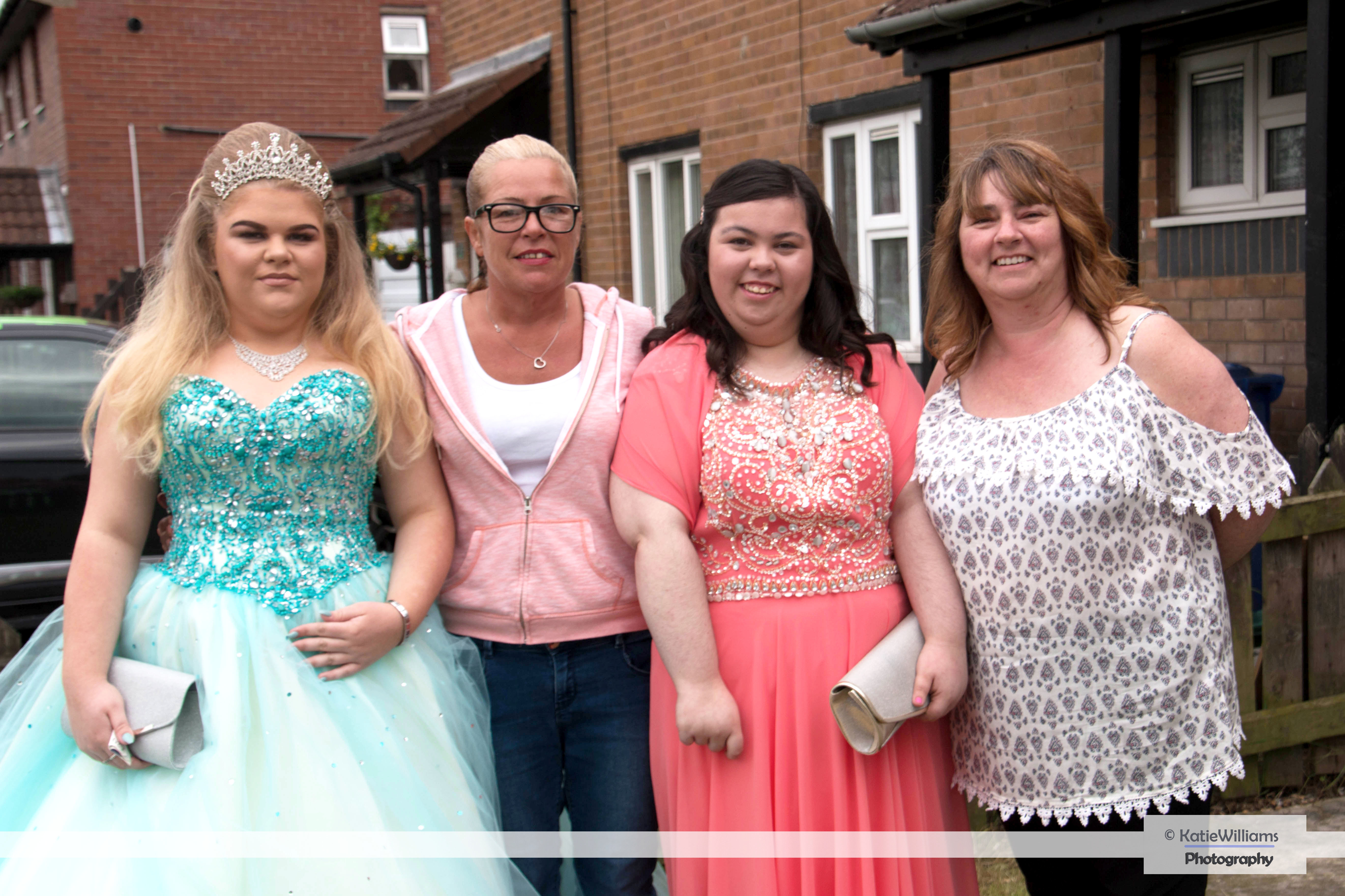 The Prom of Chloe Amy Williams