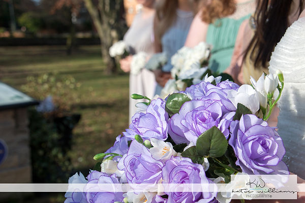 Wedding Bouquets; Katie Williams Photography; Barnsley; Wedding Photography