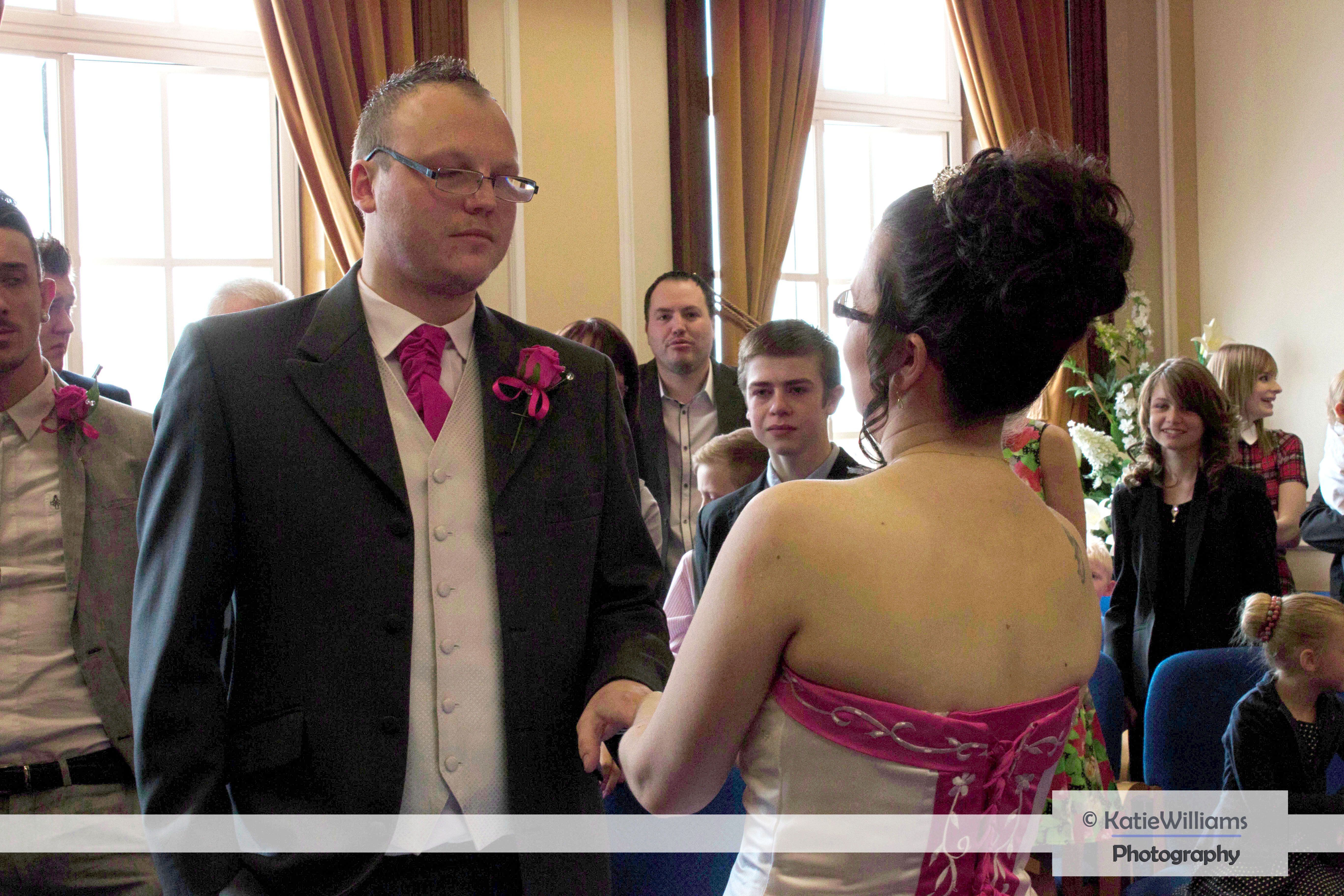 The Wedding of Joanne & Phil